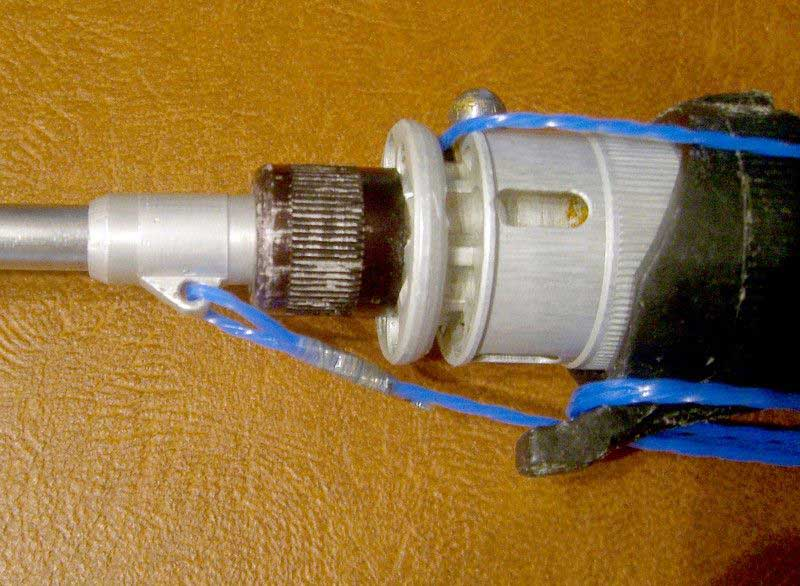 Таймень - разборная втулка для подводного ружья часть №2