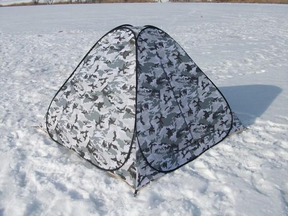 Палатка китайка - как сложить китайскую палатку