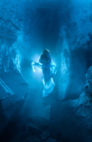 Хозяйка пещеры