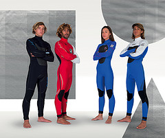 Гидрокостюмы для подводной охоты