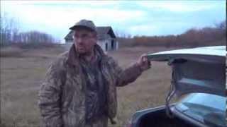 Вечерняя охота на гусей 18 октября 2013 / Канадастан