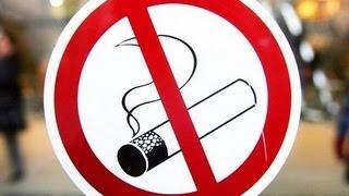 Вступление в силу закона о курении