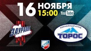 Зауралье - Торос 16.11.2013