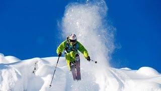 Мерибель - всемирный горнолыжный курорт