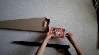 Пеленгас с боковым линесбросом Unboxing
