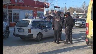 Наряд полиции открыл огонь по нападавшим