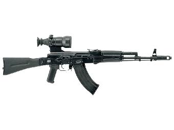Новый русский автомат АК-12