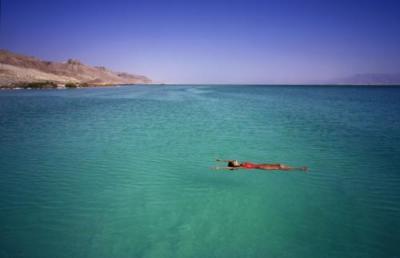 Пожилой человек умер на Мертвом море от обезвоживания