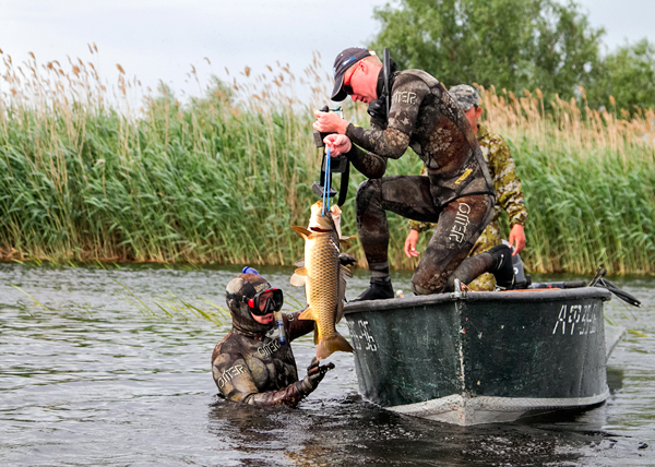 Подводная охота OMERSUB