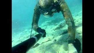 Переделка подводного ружья Asso Seac 135