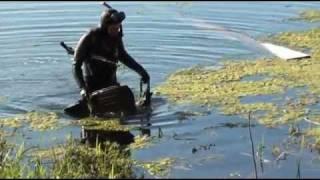 Подводная Охота не секретном озеро ШКИЛЬ ИГОРЬ