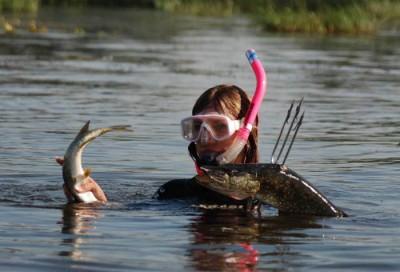 Подводная охота сборник.