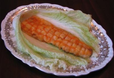 Рецепт кукурузорыбы