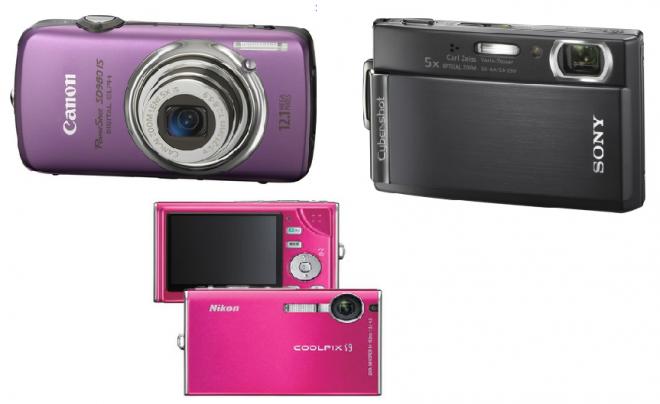 Выбираем фотоаппарат для летнего отдыха