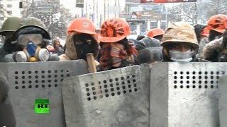 Маски революции. Киев