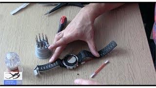 Самостоятельная замена батарейки в Suunto