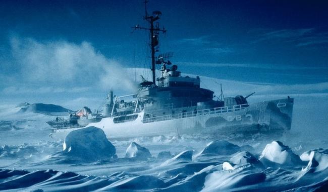 Битва за Арктику - Очень холодная война