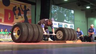 Жидрунас Савицкас 523 кг – мировой рекорд.