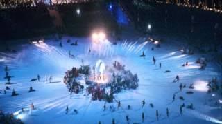 Церемония открытия Паралимпийских игр в Сочи 2014