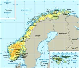 Подводная охота в Норвегии Бодо