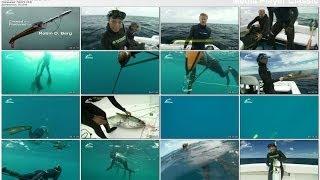 Подводная охота на тунца #2