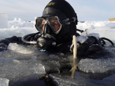 3D-фильм на Северном полюсе