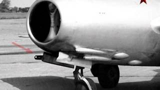 Истребитель МиГ-15 Сделано в СССР