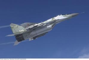 ВВС России пополнятся истребителями МиГ-29СМТ