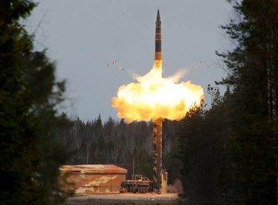 Ядерная триада России поразила все цели