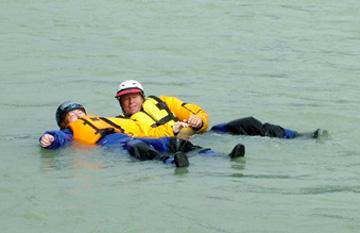 Выживание в воде - психология спасения