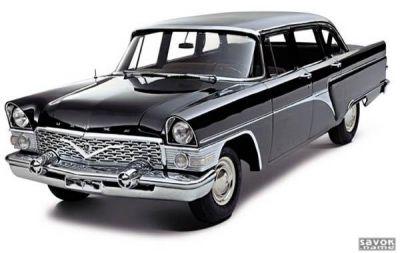 Автомобили СССР. часть 2