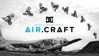 Робби Мэдисон на AIR.CRAFT