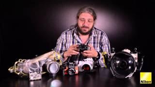Виктор Лягушкин: камеры для подводной съемки