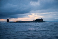 АПЛ Северодвинск вошел в состав ВМФ России