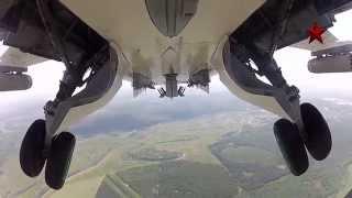 Авиадартс-2014 - бомбовый удар Су-24