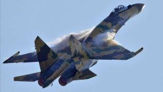 Большой контракт с Китаем на поставку Су-35