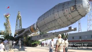 Пуск РКН Союз-2-1Б с КА Метеор-М №2