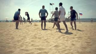 Открытый феодосийский турнир по пляжному регби