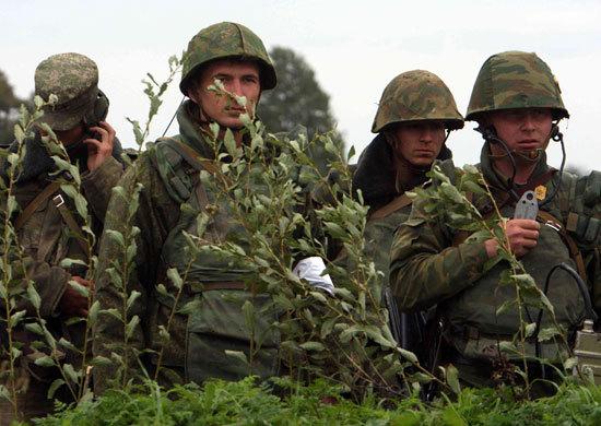 В России пройдут масштабные сборы  военнообязанных