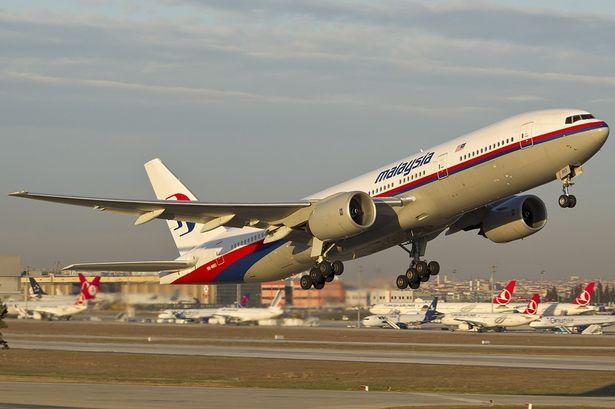 Боинг 777 возможно был сбит истребителем