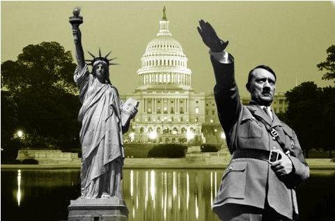 США творит кровавый хаос в странах бывшего СССР