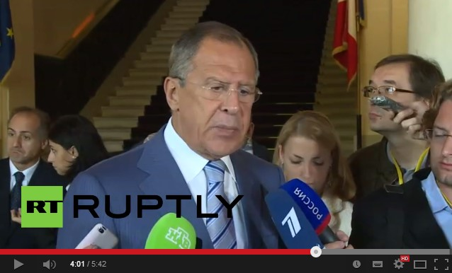 Россия окажет военное содействие Ираку и Сирии