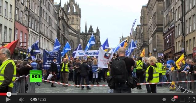 Шотландия открыла путь движениям за отделение