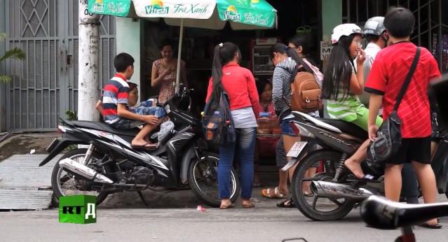 Вьетнам: моя оранжевая боль. Agent Orange