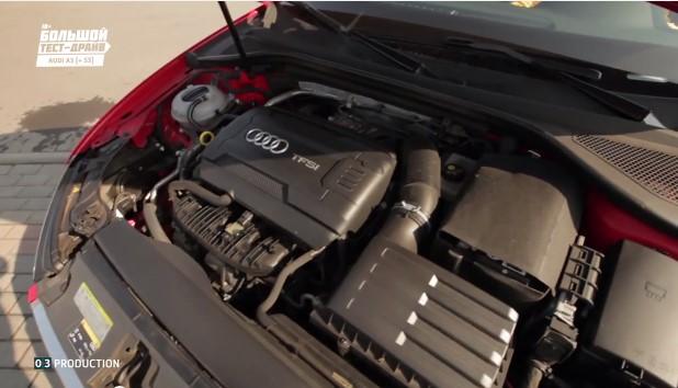 Audi A3 и Audi A3  - Большой тест-драйв