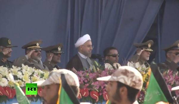 Иран готов нанести удары по позициям ИГИЛ
