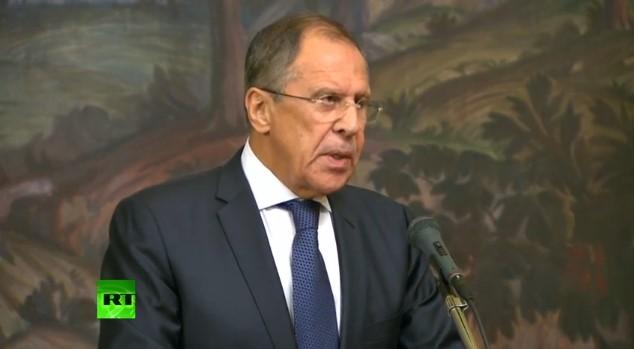 Сергей Лавров по итогам встречи с главой МИД КНДР
