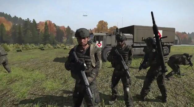 ARMA 3 на Тушино!