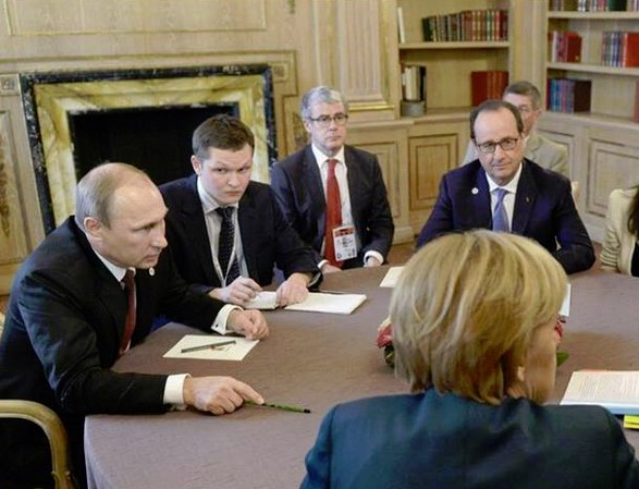 Путин: ответы на вопросы журналистов в Италии