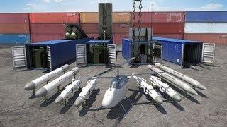 Ракетный комплекс «CLUB-K»